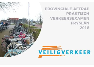 Start van Praktisch Verkeersexamen van Veilig Verkeer Nederland