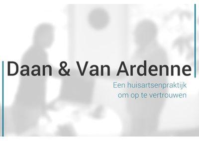 Huisartsenpraktijk Daan & Van Ardenne