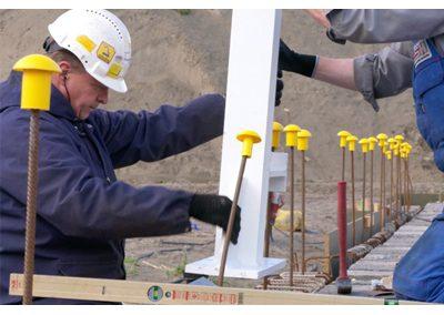 Jorritsma Bouw bouwt bevingsbestendig in Loppersum